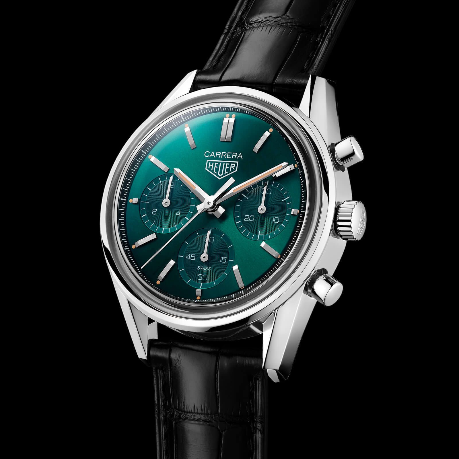 TAG Heuer Carrera Green Dial Special Edition WATCH REVIEW